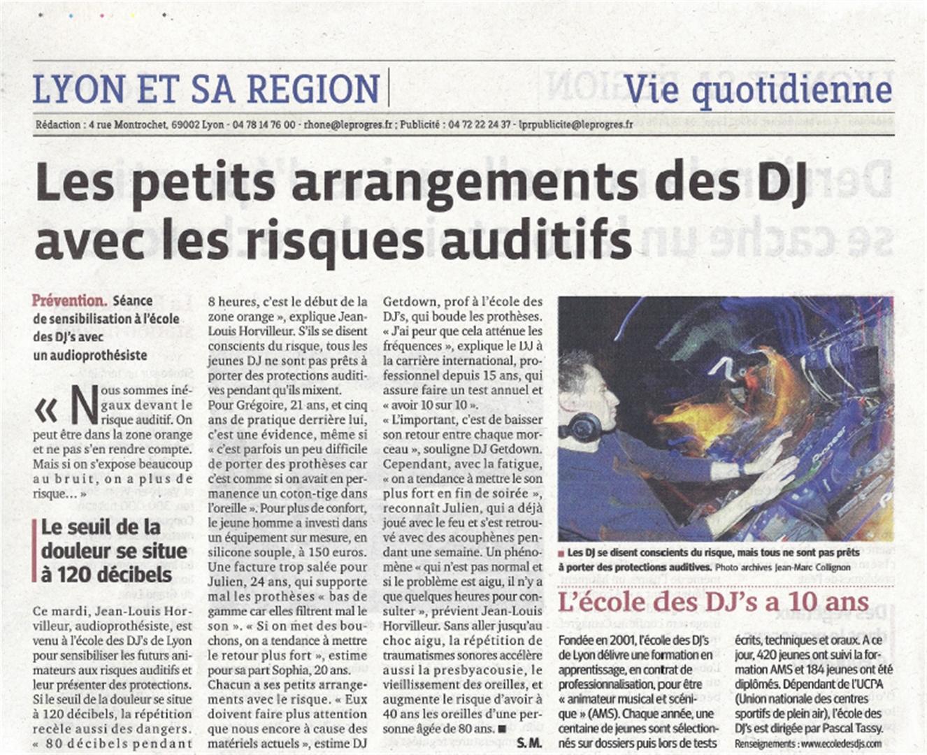 ecole audioprothesiste france Formation de l'université de bordeaux : diplôme d'etat d'audioprothésiste.